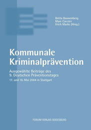 Kommunale Kriminalprävention